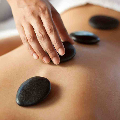 Massaggio Corpo Hot Stone