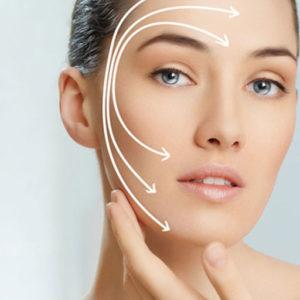 Massaggio viso antiage