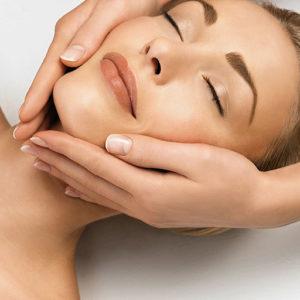 Massaggio viso antistress